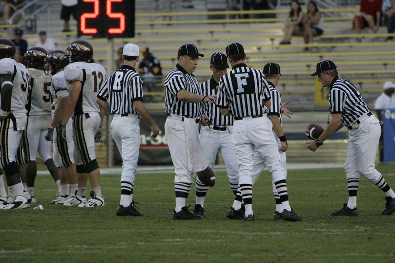 FAU Football vs Louisiana 2004-Oct-23 0556