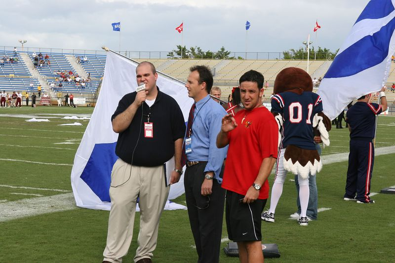 FAU Football vs Louisiana 2004-Oct-23 0755