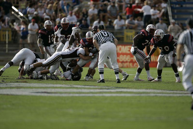 FAU Football vs Louisiana 2004-Oct-23 0246