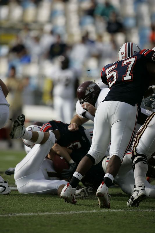 FAU Football vs Louisiana 2004-Oct-23 0289