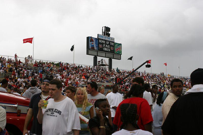 FAU Football vs Louisiana 2004-Oct-23 0810