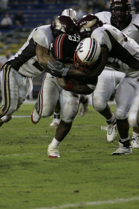 FAU Football vs Louisiana 2004-Oct-23 0695