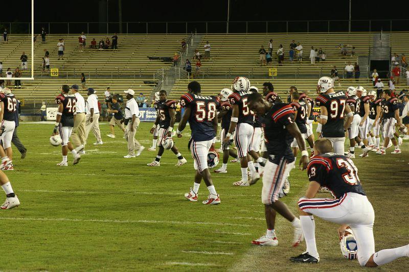 FAU Football vs Louisiana 2004-Oct-23 0889