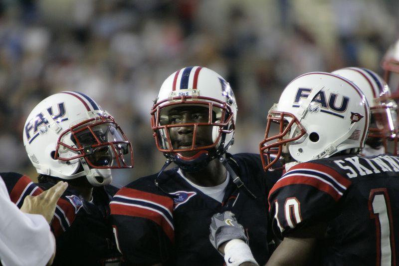 FAU Football vs Louisiana 2004-Oct-23 0671