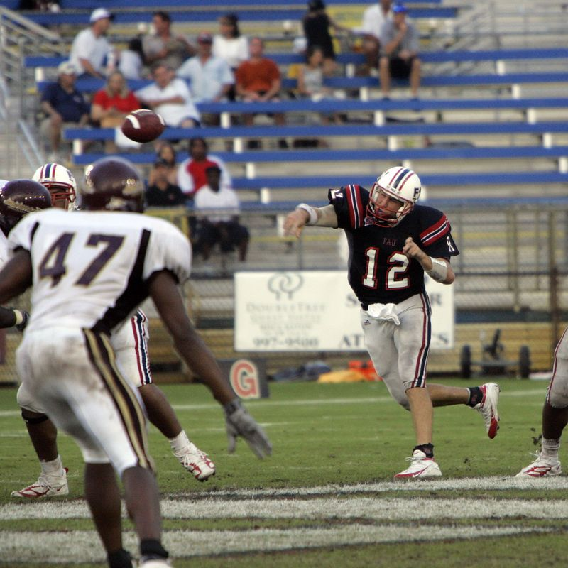FAU Football vs Louisiana 2004-Oct-23 0010