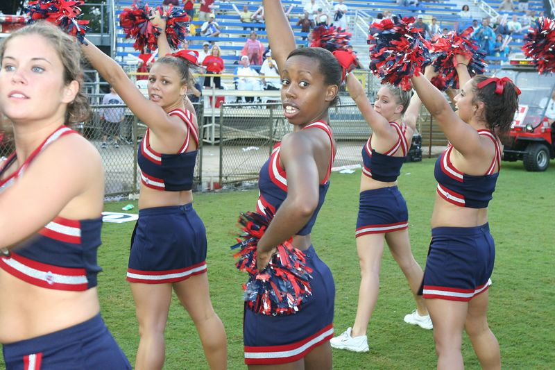 FAU Football vs Louisiana 2004-Oct-23 0840