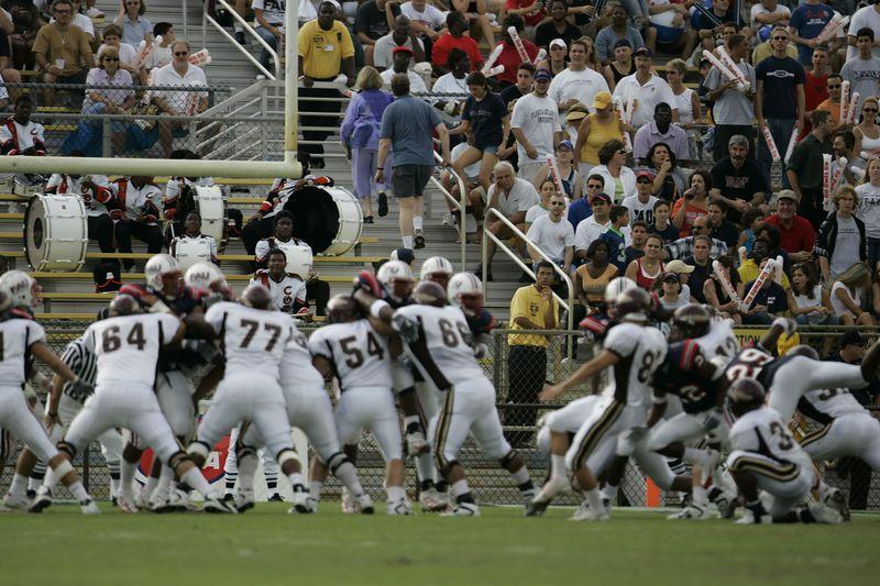 FAU Football vs Louisiana 2004-Oct-23 0190