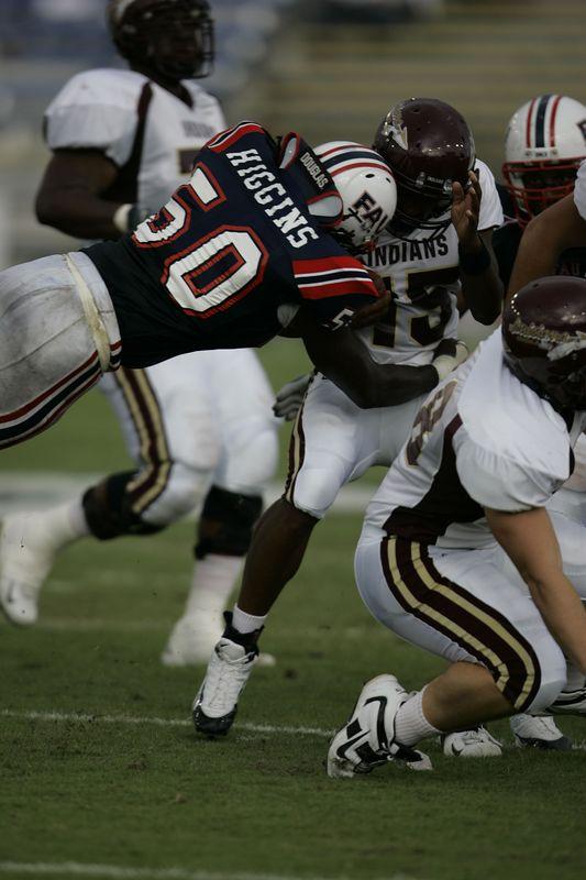 FAU Football vs Louisiana 2004-Oct-23 0375