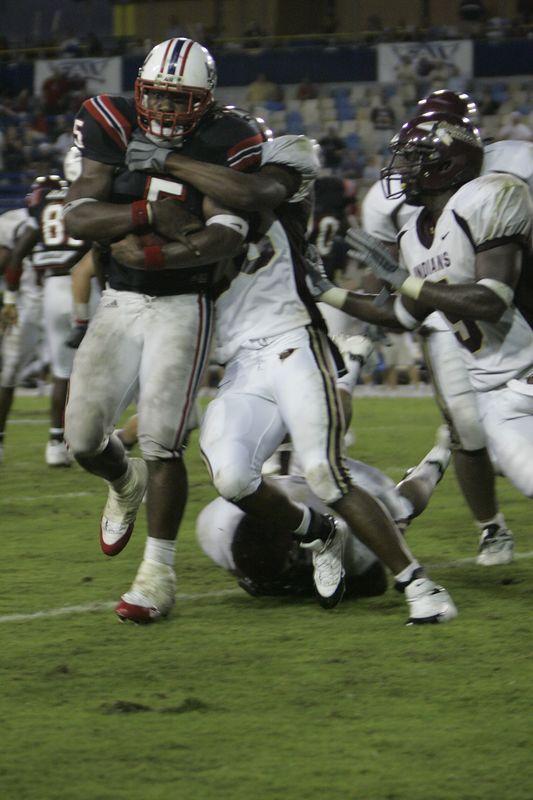 FAU Football vs Louisiana 2004-Oct-23 0704