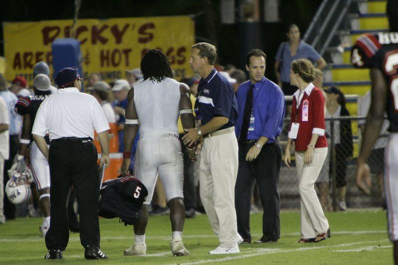 FAU Football vs Louisiana 2004-Oct-23 0732