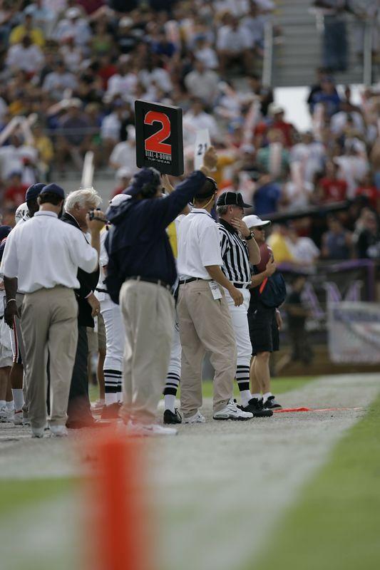 FAU Football vs Louisiana 2004-Oct-23 0181
