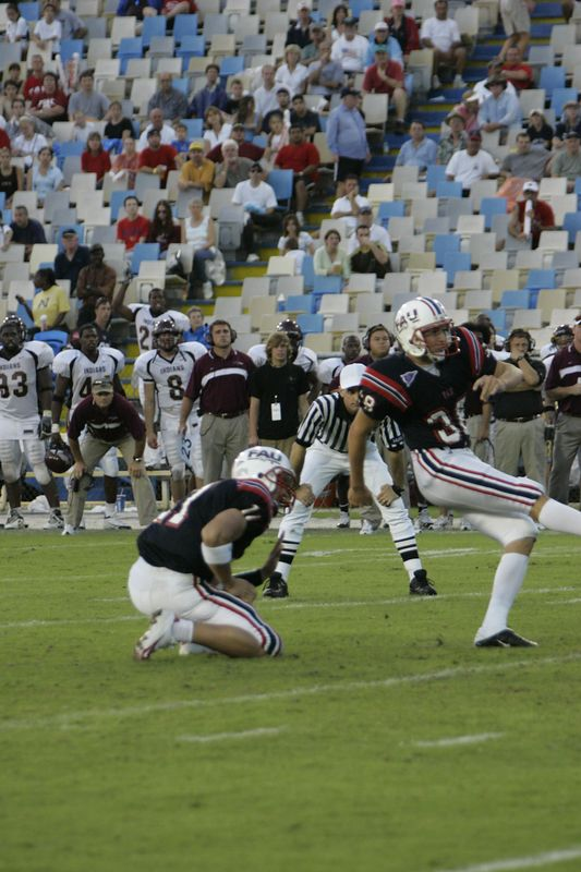 FAU Football vs Louisiana 2004-Oct-23 0601