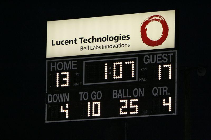 FAU Football vs Louisiana 2004-Oct-23 0714