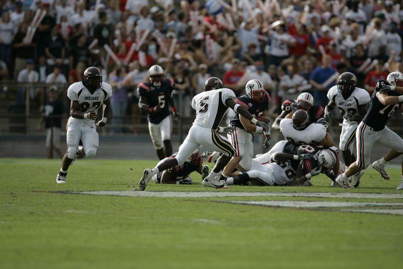 FAU Football vs Louisiana 2004-Oct-23 0233