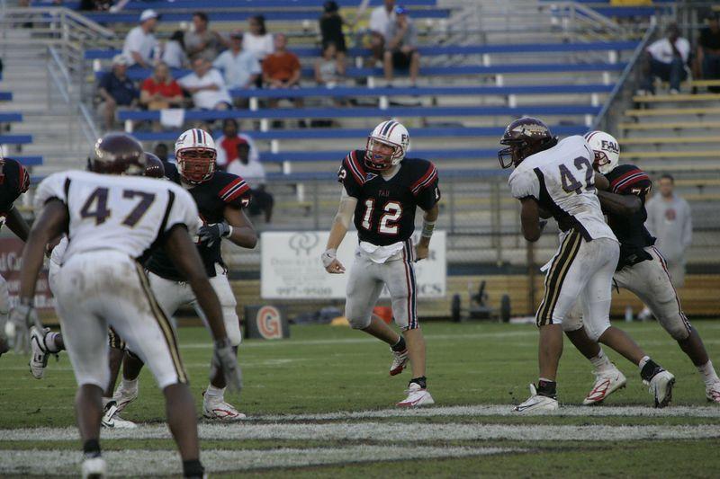 FAU Football vs Louisiana 2004-Oct-23 0513