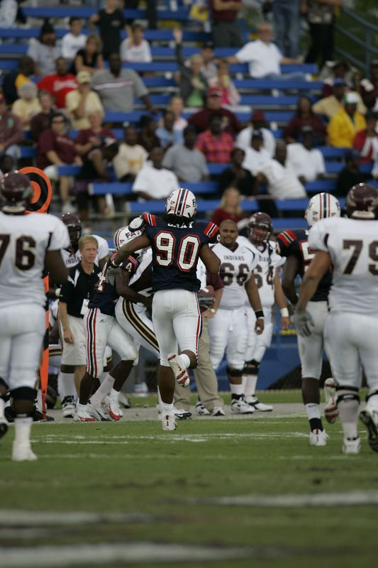 FAU Football vs Louisiana 2004-Oct-23 0387