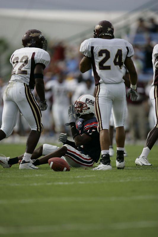 FAU Football vs Louisiana 2004-Oct-23 0169