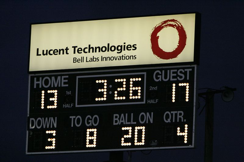 FAU Football vs Louisiana 2004-Oct-23 0660