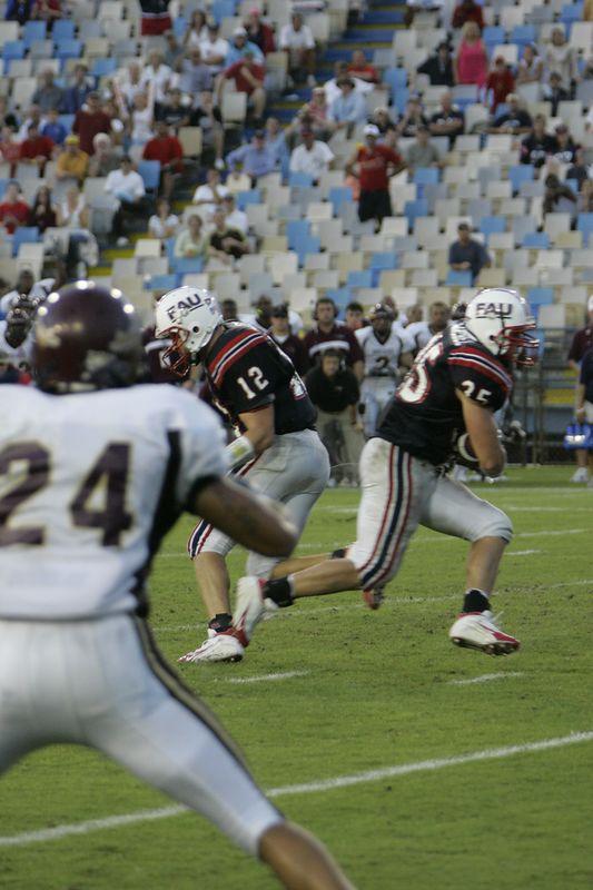 FAU Football vs Louisiana 2004-Oct-23 0583