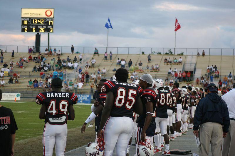 FAU Football vs Louisiana 2004-Oct-23 0858