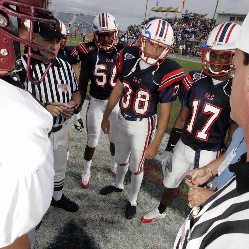 FAU Football vs Louisiana 2004-Oct-23 0005