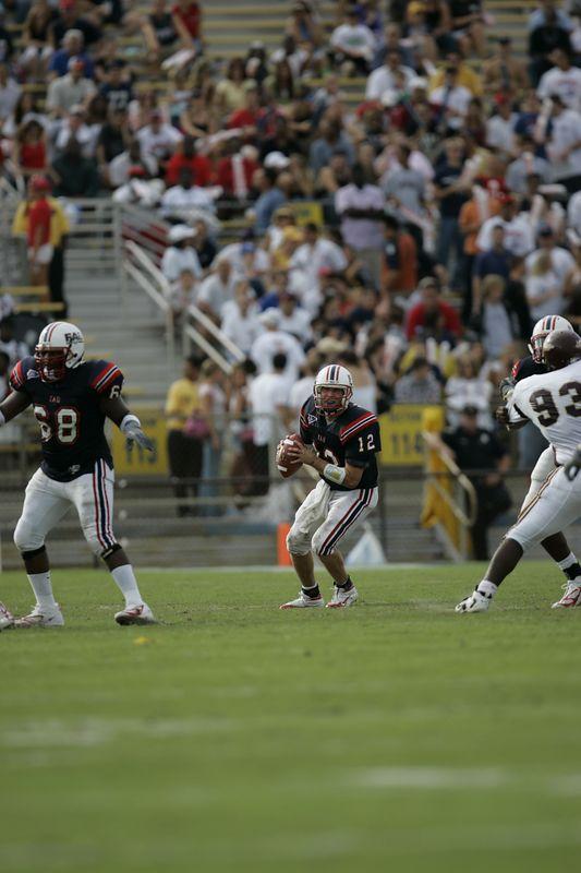FAU Football vs Louisiana 2004-Oct-23 0163