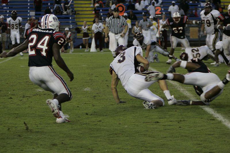 FAU Football vs Louisiana 2004-Oct-23 0633