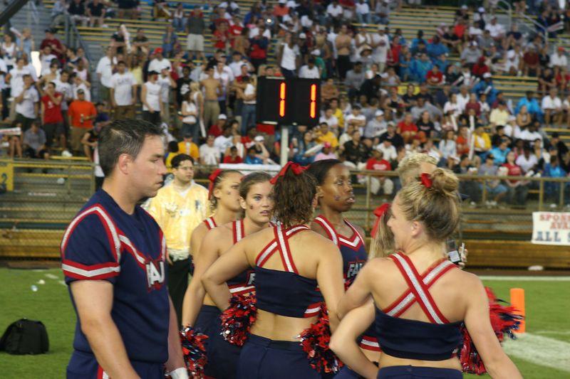 FAU Football vs Louisiana 2004-Oct-23 0867