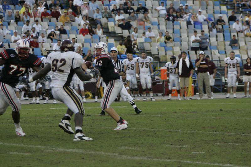 FAU Football vs Louisiana 2004-Oct-23 0527