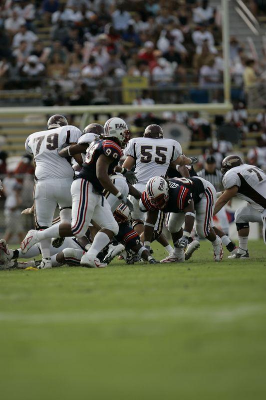 FAU Football vs Louisiana 2004-Oct-23 0183