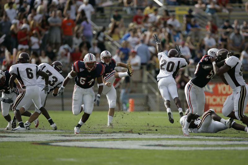 FAU Football vs Louisiana 2004-Oct-23 0273