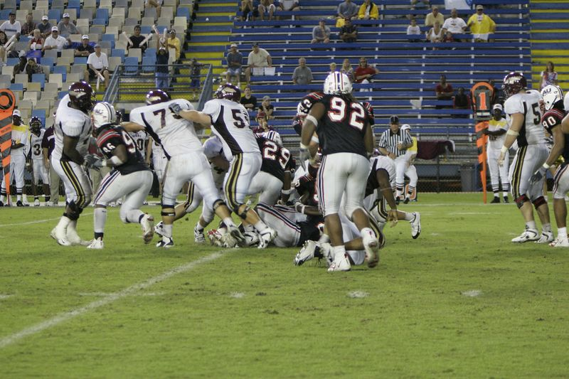 FAU Football vs Louisiana 2004-Oct-23 0656