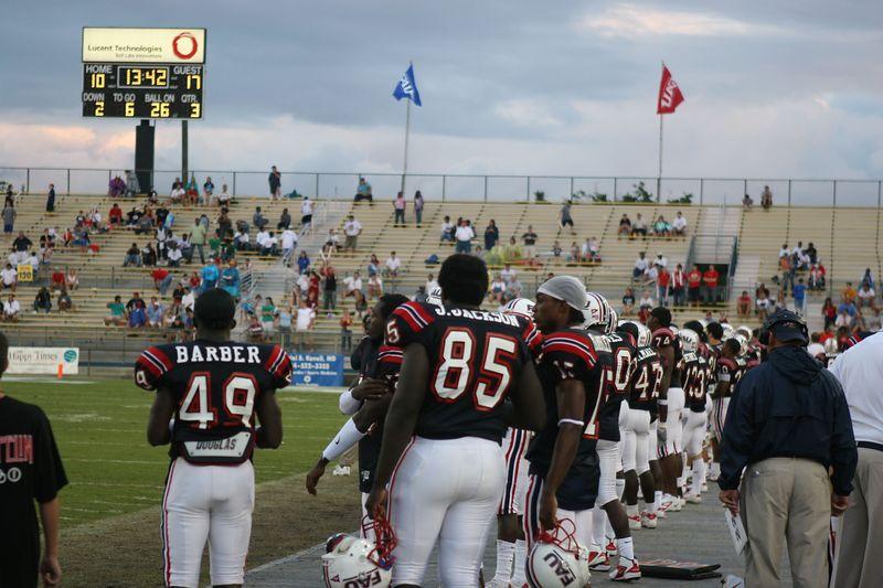 FAU Football vs Louisiana 2004-Oct-23 0859