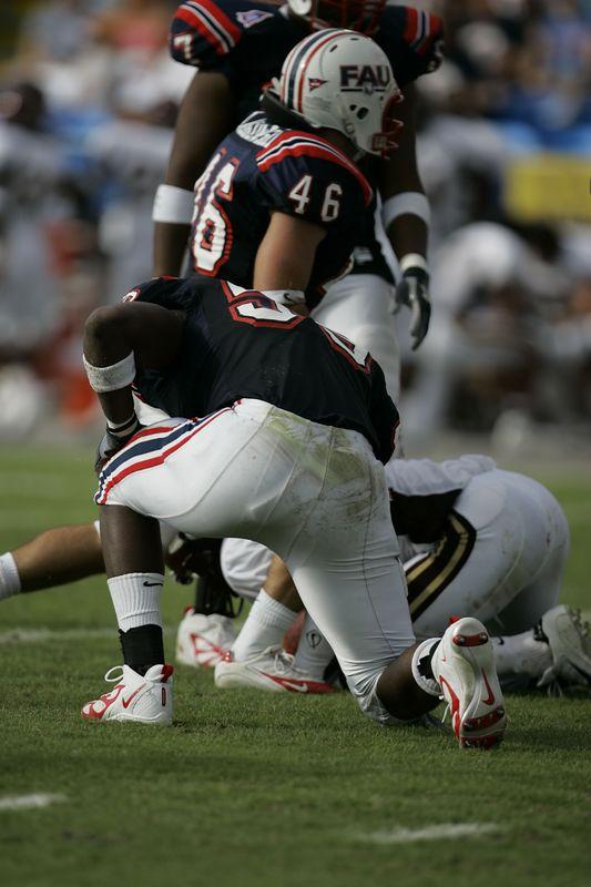 FAU Football vs Louisiana 2004-Oct-23 0280