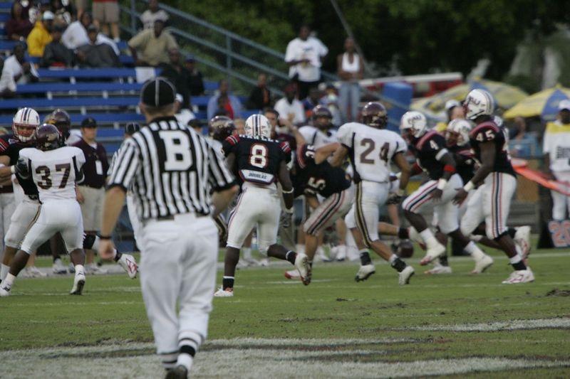 FAU Football vs Louisiana 2004-Oct-23 0491