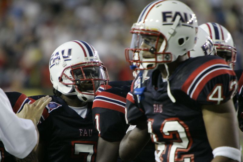 FAU Football vs Louisiana 2004-Oct-23 0670