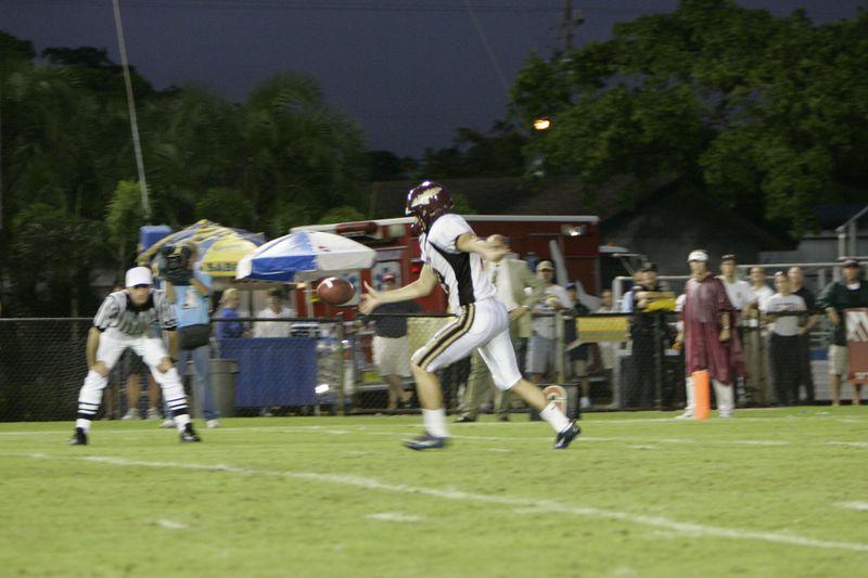 FAU Football vs Louisiana 2004-Oct-23 0673
