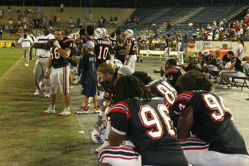 FAU Football vs Louisiana 2004-Oct-23 0886