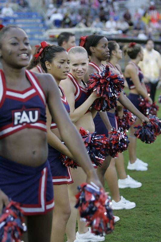 FAU Football vs Louisiana 2004-Oct-23 0481