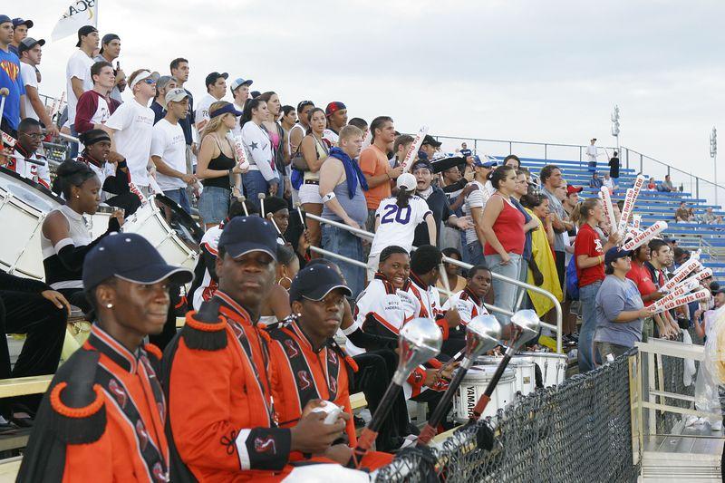 FAU Football vs Louisiana 2004-Oct-23 0110