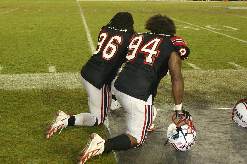 FAU Football vs Louisiana 2004-Oct-23 0882