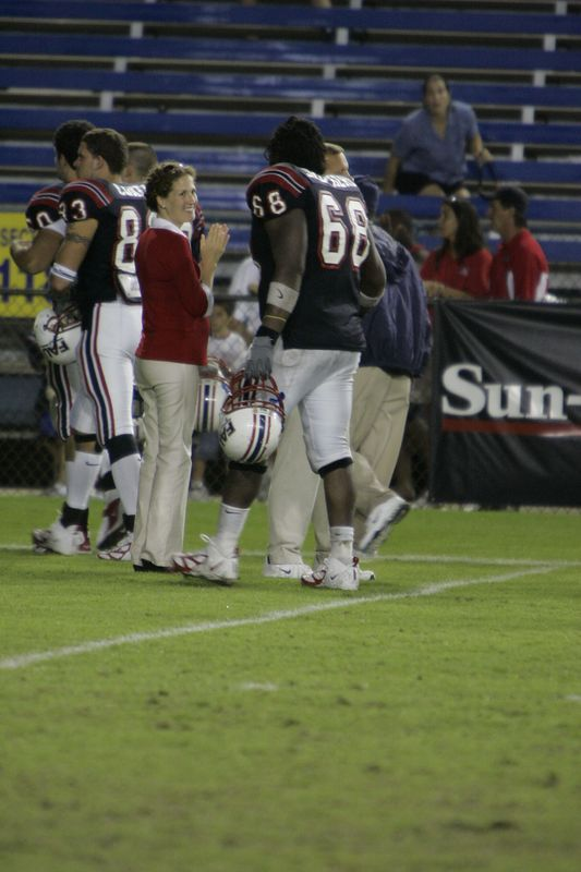 FAU Football vs Louisiana 2004-Oct-23 0720