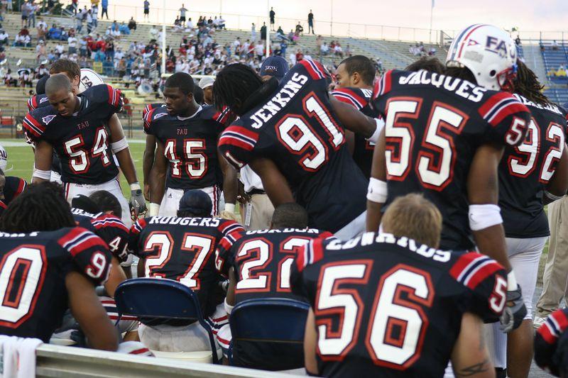 FAU Football vs Louisiana 2004-Oct-23 0864