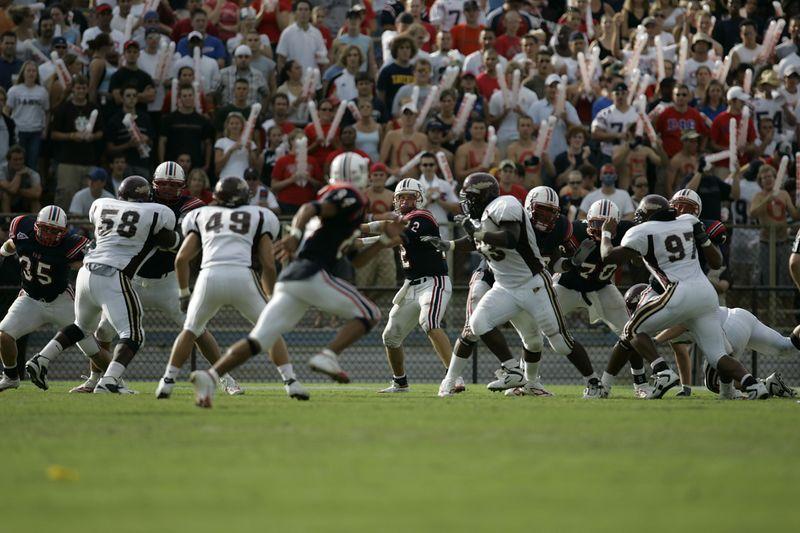FAU Football vs Louisiana 2004-Oct-23 0204