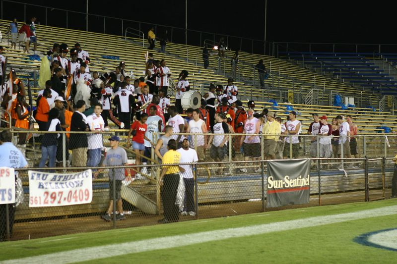 FAU Football vs Louisiana 2004-Oct-23 0906