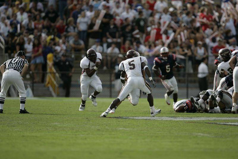 FAU Football vs Louisiana 2004-Oct-23 0229