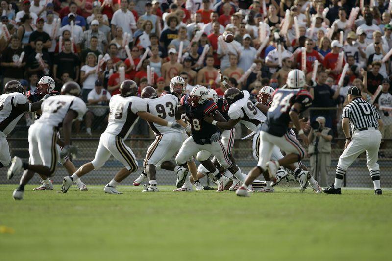 FAU Football vs Louisiana 2004-Oct-23 0205