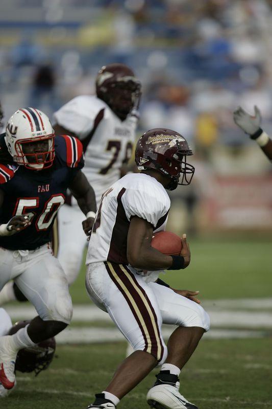 FAU Football vs Louisiana 2004-Oct-23 0372