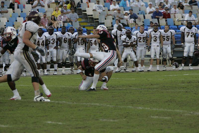 FAU Football vs Louisiana 2004-Oct-23 0537