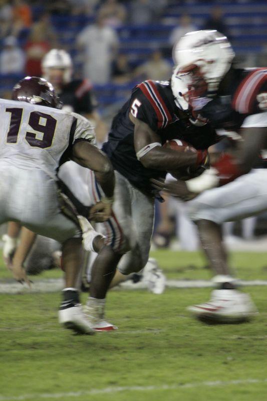 FAU Football vs Louisiana 2004-Oct-23 0693